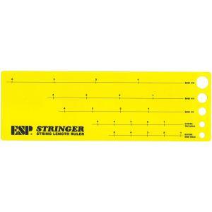 ESP STRINGER ギター メンテナンス 弦交換 ストリンガーの画像