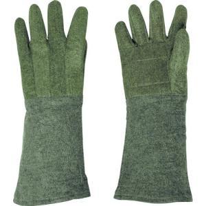 (耐熱・防寒手袋)テイケン 耐熱手袋 ロングタイプ EGF37L|unoonline