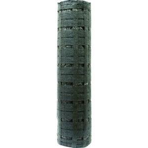 (防護ネット)TRUSCO 美観間仕切りネットフェンス ロール ブラウン 80cm×25m TBNF-0825-BR|unoonline