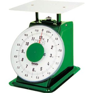 送料無料 (はかり 秤)ヤマト 普及型上皿はかり YSD−12(12kg) YSD-12|unoonline