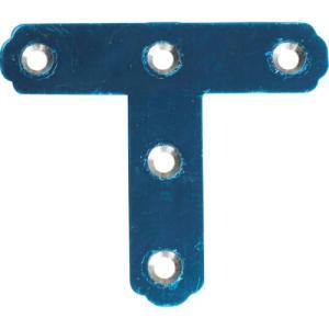 (ジョイント金具)ハント ステンレス T字 46 2組入 ネジ付 62713