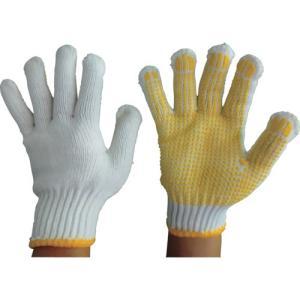 (すべり止め手袋)富士手袋 シノフィッティングすべり止め10双組 7510-L unoonline