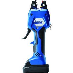 (油圧式圧着工具)クラウケ 充電式ハンディ圧着機 (標準セット) EK50MLJ|unoonline