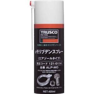 (焼付防止潤滑剤)トラスコ αモリブデンスプレー 420ml  ALP-MO|unoonline