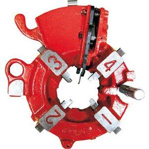 【特長】ねじ切り機用の刃を組み込むことにより、規定の管用テーパーおねじを加工する装置です【仕様】寸法...