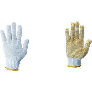 (すべり止め手袋)TRUSCO すべり止め手袋 12双入り 目付600g LL TASG600-LL unoonline