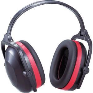 (耳せん 耳栓 イヤーマフ 遮音)トラスコ イヤーマフ 折りたたみ式 NRR値24dB  TEM-90