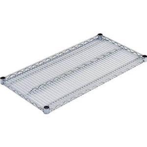 (メッシュ棚)トラスコ スチール製メッシュラック 棚板 605X457  MES-24S|unoonline