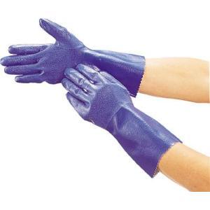 (作業手袋 軍手)トラスコ 厚手手袋 ロングタイプ Mサイズ  DPM-6630-M|unoonline