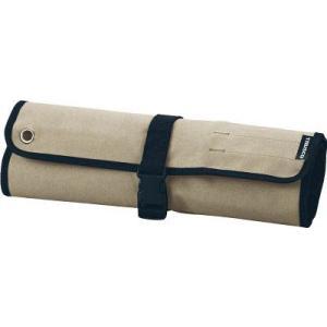 (腰袋 工具袋 工具入れ おしゃれ)トラスコ ツールロール 390X320 10ポケット  TTR-450 unoonline