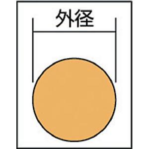(ゴム素材)トラスコ ウレタンゴム 円柱 Φ20X300mm  OUE02000-03 unoonline 03