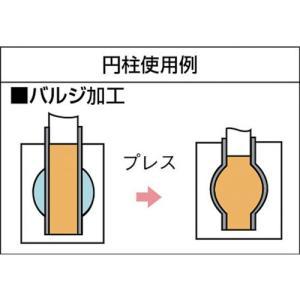 (ゴム素材)トラスコ ウレタンゴム 円柱 Φ20X300mm  OUE02000-03 unoonline 02