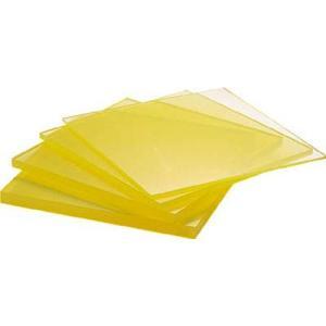 (ゴム素材)トラスコ ウレタンゴム 板 サイズ300X300 厚み5  OUS-5-03|unoonline