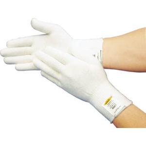 (手袋作業 軍手)アンセル 耐冷 耐熱手袋 サーマニット フリーサイズ  78-150|unoonline
