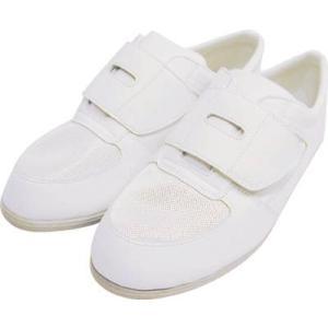 (作業靴 安全靴 保護靴)シモン Simon 静電作業靴 メッシュ靴 CA−61 22.0cm  CA61-22.0|unoonline