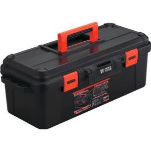 (プラスチック 工具箱 ツールボックス 道具箱 おしゃれ)TRUSCO トラスコ スーパーハードボックス 全長620mm  TSHB-620|unoonline