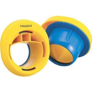 (ストレッチフィルム包装機)トラスコ ストレッチフィルムホルダー 3インチ紙管用 TSD772