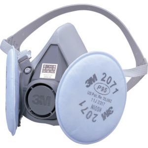 3M 取替式防じんマスク 6000/2071−RL2 Mサイズ 交換用ろ過材2組付