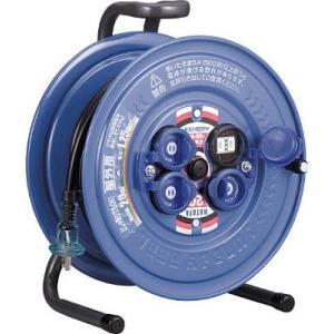 (コードリール 電工ドラム 防雨型)ハタヤリミテッド 防雨型コードリール サンデーレインボーリール 単相100V 20m  SS-20|unoonline