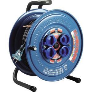 (コードリール 電工ドラム 防雨型)ハタヤ 防雨型コードリール サンデーレインボーリール 単相100V 30m  SS-30|unoonline