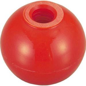 【特長】スタンダードな樹脂の握り玉です。ねじ部はテーパー仕上げです【仕様】外径(mm):40ねじ寸法...