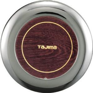 (コンベックス スケール メジャー)TJMデザイン タジマ KREIS(クライス)3 ウッド/ブラウン3m/メートル目盛/紙ケース  KR-30WBR|unoonline