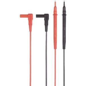 (電気測定器 テスタ)三和電気計器 SANWA テスリード φ0.7mm交換用ピン先付き TL21M|unoonline