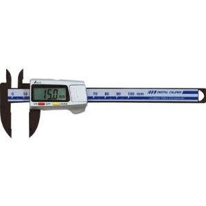 (ノギス)シンワ測定 デジタルノギスカーボンファイバー製150mm 19979|unoonline