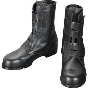 (安全靴 作業靴 保護靴)シモン Simon 安全靴 マジック式 AS28 25.5cm  AS28-25.5 unoonline
