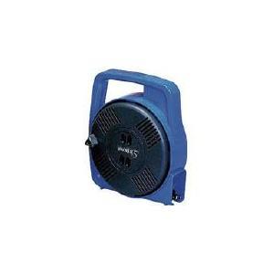 (コードリール 電工ドラム 100V)ハタヤリミテッド マックリール8m青  MS-8-B|unoonline