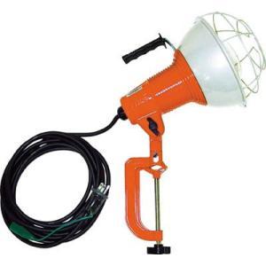 (現場用投光器)ハタヤリミテッド 防雨型作業灯 リフレクターランプ200W 100V電線0.3m バイス付  RG-200 unoonline