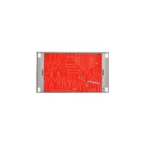 (ボードタイプ)KTC 京都機械工具 メカニキットケース(一般機械整備向) MK81A-M|unoonline