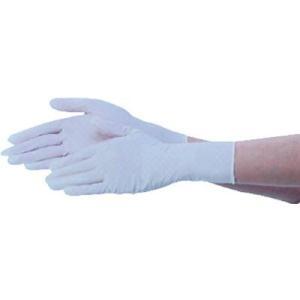 (使い捨て手袋 使い切り手袋)テイジン ニトリル手袋 粉なし 白 LL  NBR-PF10W-LL|unoonline