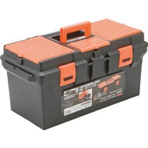 (プラスチック 工具箱 ツールボックス 道具箱 おしゃれ)TRUSCO トラスコ プロツールボックス  TTB-800|unoonline