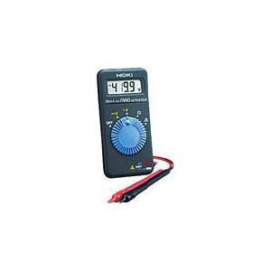 (電気測定器 テスタ)日置電機 HIOKI カードハイテスタ  3244-60|unoonline