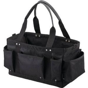 (腰袋 工具袋 工具入れ おしゃれ)トラスコ ワーカーズツールバッグ ブラック  TC-450-BK|unoonline