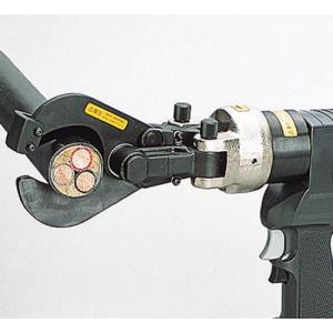 (油圧式圧着工具)泉精器製作所 アタッチメントケーブルカッタ  150AT-50YC|unoonline