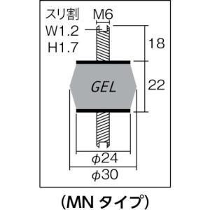 (防振材)Taica 防振材インシュレーター  MN-3|unoonline|03