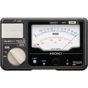 送料無料 (電気測定器 テスタ)日置電機 HIOKI メグオームハイテスタ  IR4011-11|unoonline