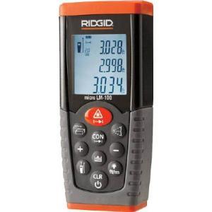 (レーザー距離計)リジッド 距離計 LM100 36158|unoonline