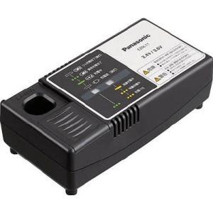 (ドリルドライバー)Panasonic パナソニック ニッケル水素電池パック2.4V/3.6V用充電器 EZ0L11