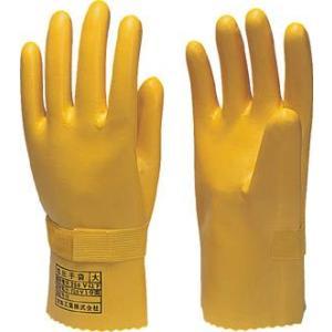 (耐電保護具)ワタベ 低圧ウレタン手袋二層式M  506-M|unoonline