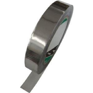 (特殊用途テープ)寺岡製作所 TERAOKA 導電性アルミ箔粘着テープNO.8303 10mmX20M  8303 10X20|unoonline