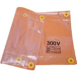 (耐電保護具)ワタベ 低圧透明シート300×500mm(300V以下)303|unoonline