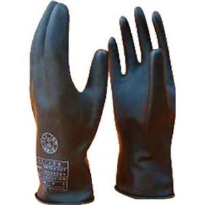 (耐電保護具)ワタベ 低圧ゴム手袋(薄手タイプ)直流750V以下 505|unoonline