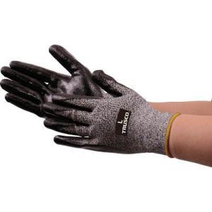 (耐切創手袋 防刃手袋 防刃グローブ)トラスコ 耐切創手袋 NBR #3 M  TCRG-3NBR-M|unoonline
