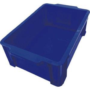 (収納ケース 収納ボックス)IRIS アイリス BOXコンテナ B−1.5 ブルー B-1.5-BL