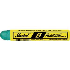 (工業用マーカー)LACO Markal 工業用マーカー ペイントスティック B 緑 80226