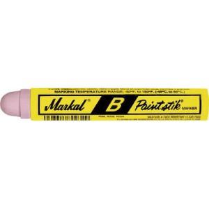(工業用マーカー)LACO Markal 工業用マーカー ペイントスティック B ピンク 80227
