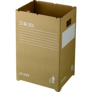 【特長】段ボールの簡易ゴミ箱です。使用後の処理が簡単です。4隅の脚が凹凸のある接地面でも使いやすくな...